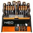 Csavarhúzó készlet NEO 04-210