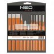 Hidegvágó és kiütő készlet NEO 33-062