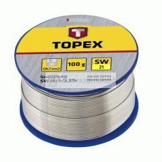Forrasztóón TOPEX 44E532 1,5mm 100g