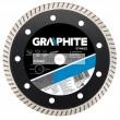 Gyémántvágó GRAPHITE 57H620 115x22mm