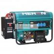 Benzinmotoros áramfejlesztő HERON 8896115-AU5 (indító automatikával)