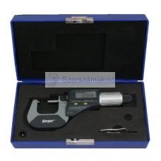 Mikrométer BERGER 25-50mm Digitális