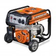 Benzinmotoros Áramfejlesztő PG-E 30 SRA (Szinkrongenerátoros)