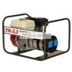 Benzinmotoros Áramfejlesztő TR-3,3 HONDA motorral